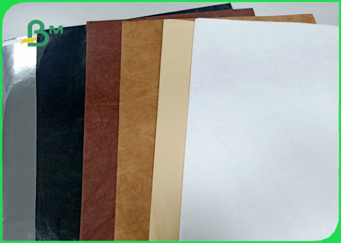 Lightweight breathable and waterproof 1025D - 1082D Tyvek paper for handbag