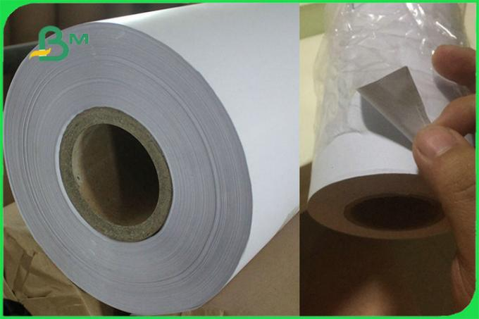 High Quality 80gsm CAD Plotter Drawing Paper Roll For Textiles & Construction